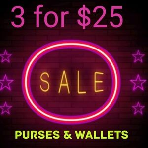 Handbags - Items $16 and under 3 for $25